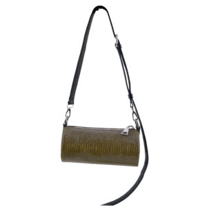 Crossbody Barrel Mini Bag Olive by MOLTO