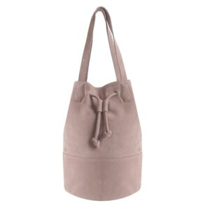 DECAGON Beige Bucket bag by MOLTO