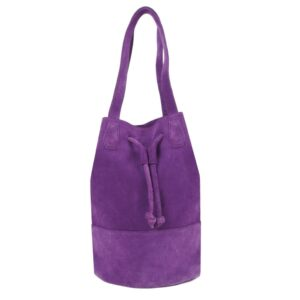 DECAGON Violet Bucket bag by MOLTO