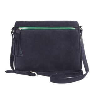 DYAD Grey Messenger Bag by MOLTO