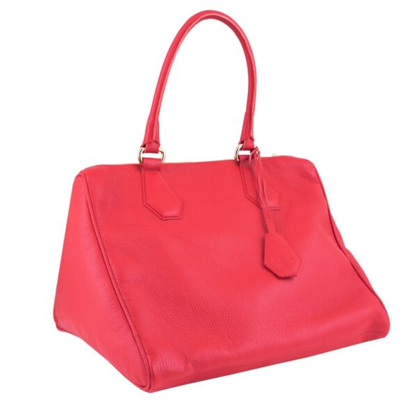 TRIAD Red Shoulder Bag Collection ECID by MOLTO